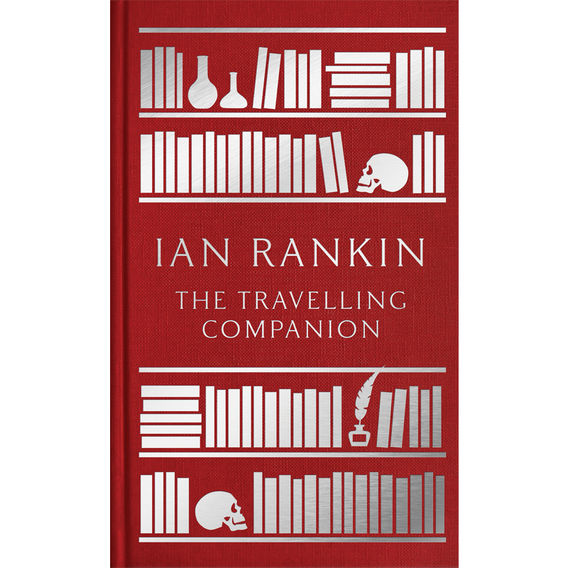 THE TRAVELLING COMPANION - by Ian RankinAMAZONGOODREADS