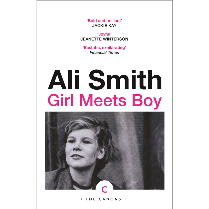 GIRL MEETS BOY - by Ali SmithAMAZONGOODREADS