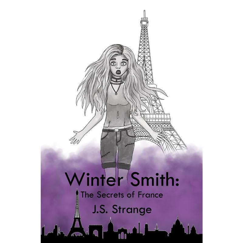 WINTER SMITH: THE SECRETS OF FRANCE - by J.S. StrangeAMAZONGOODREADS