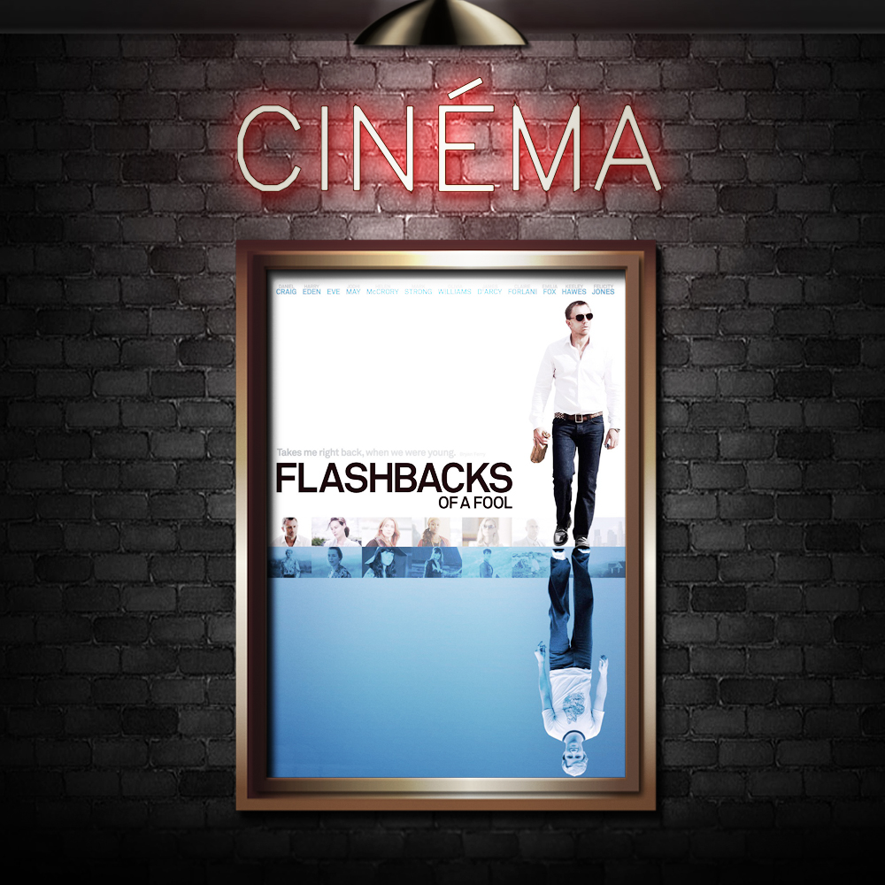 FLASHBACKS OF A FOOL -  Directed by Baillie WalshStarring Daniel Craig & Felicity Jones