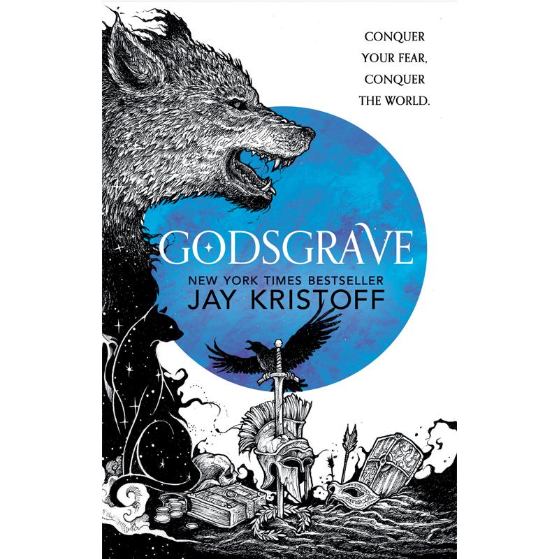 GODSGRAVE - by Jay KristoffGOODREADSAMAZON