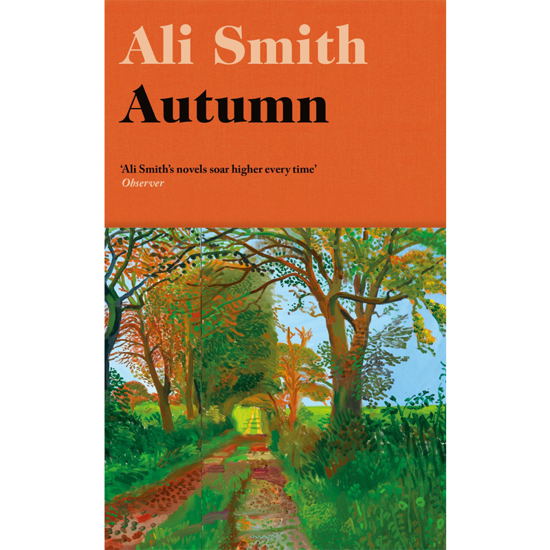AUTUMN - by Ali SmithGOODREADSAMAZON