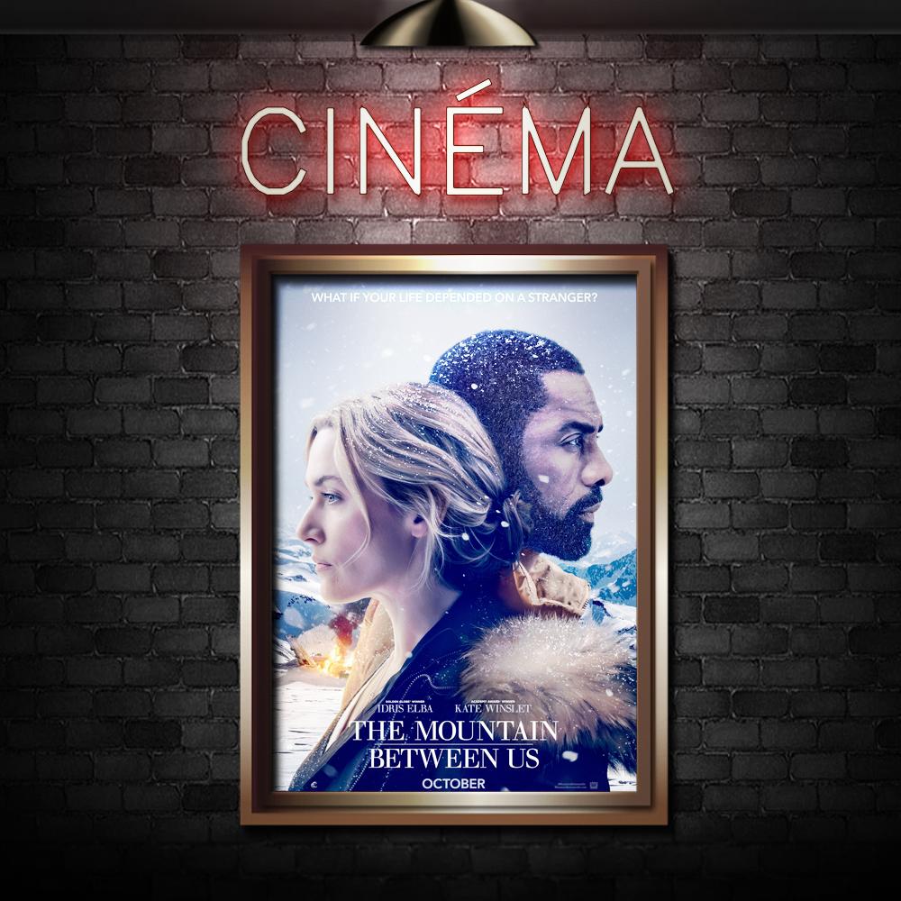 THE MOUNTAIN BETWEEN US - Directed by Many Abu-AssadStarring Kate Winslet, Idris Elba, Beau Bridges, Demot Mulroney