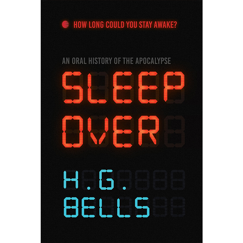 SLEEP OVER - by H.G. Bells