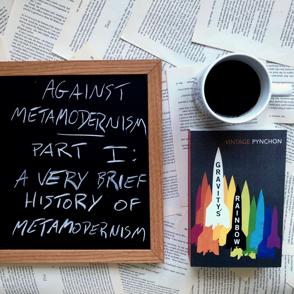 the case Against metamodernism - Part I