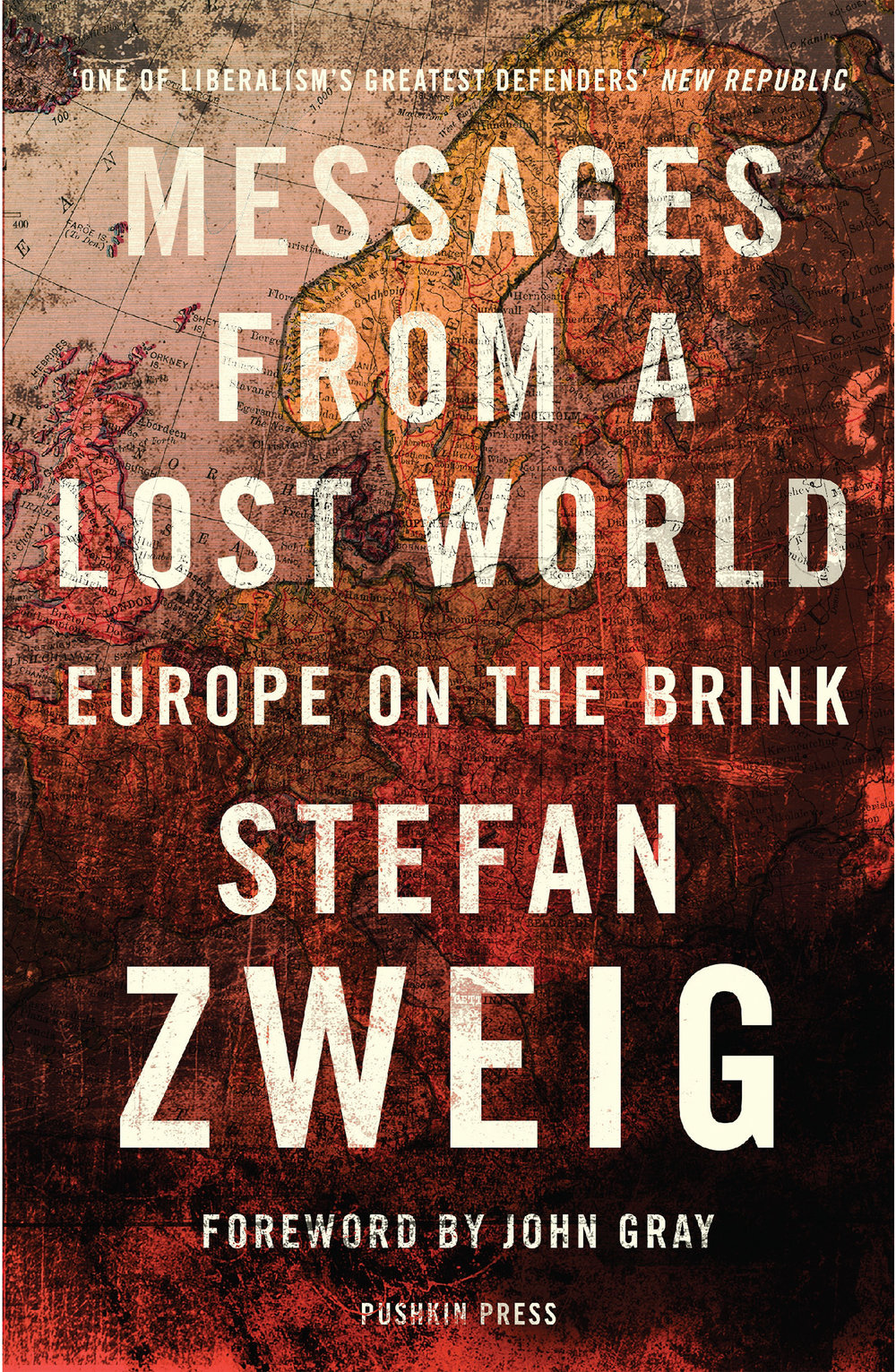 Messages From a Lost World - by Stefan Zweig