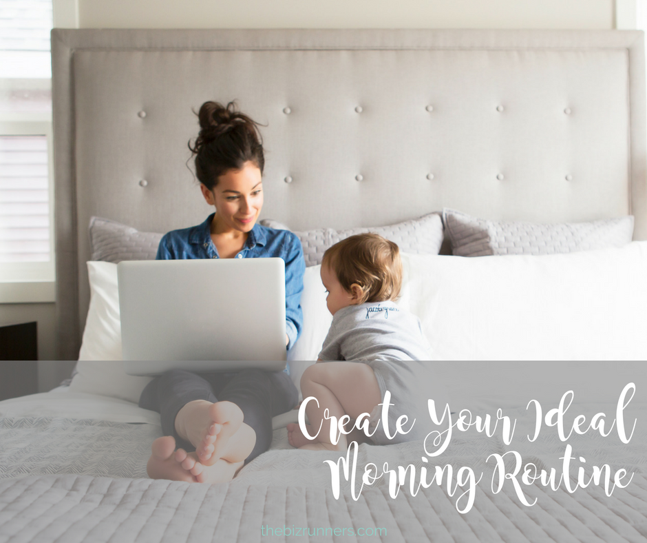 productivity, morning routine, work at home moms, virtual assistant, business organization