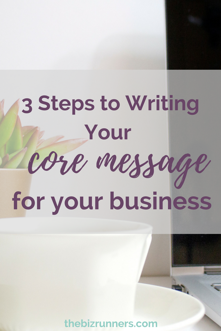 core message, business tips, outsourcing, virtual assistant