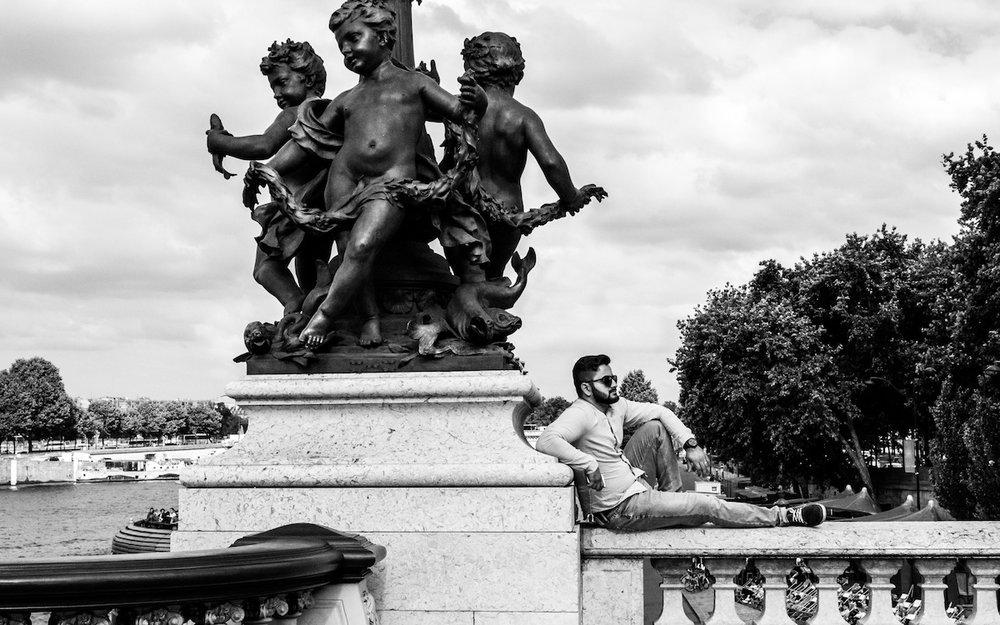 Paris, France. © 2017 Ron Mariano.