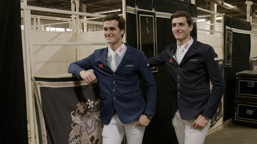 <strong>Vice Sports</strong><br><br>The Philippaerts Twins Are the Justin Biebers of Show Jumping