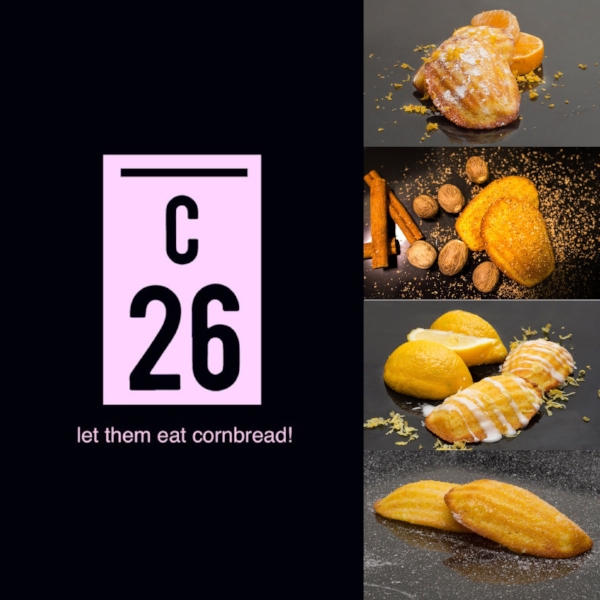 CORNBREAD26 FOOD CO CORNBREAD SHOP