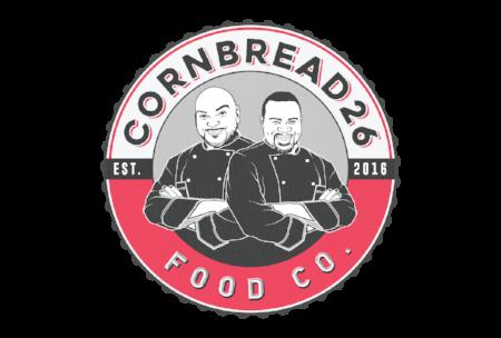 CORNBREAD26 FOOD CO LOGO
