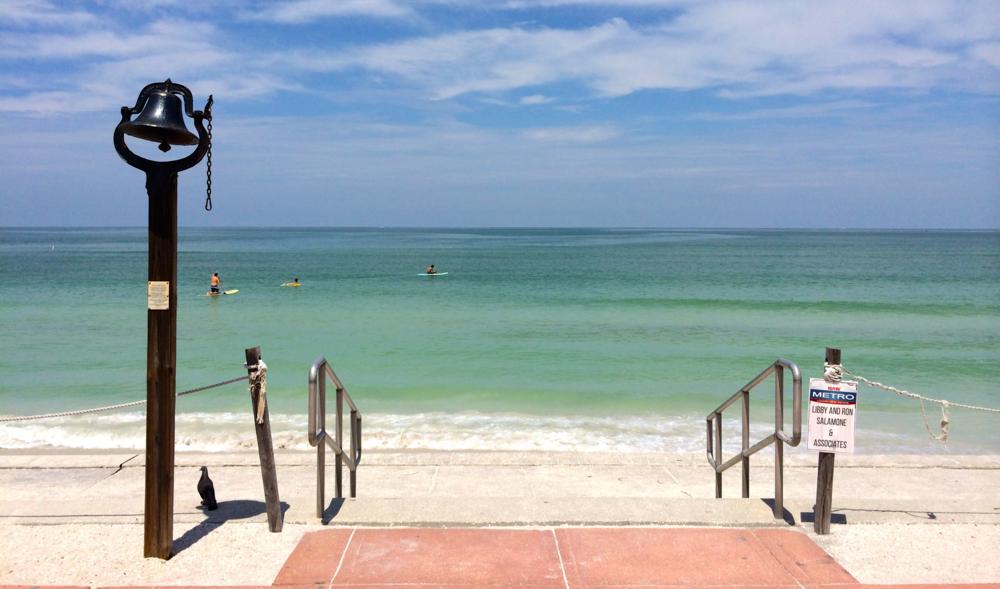The Gulf Beaches