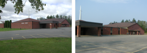 Current Church Location