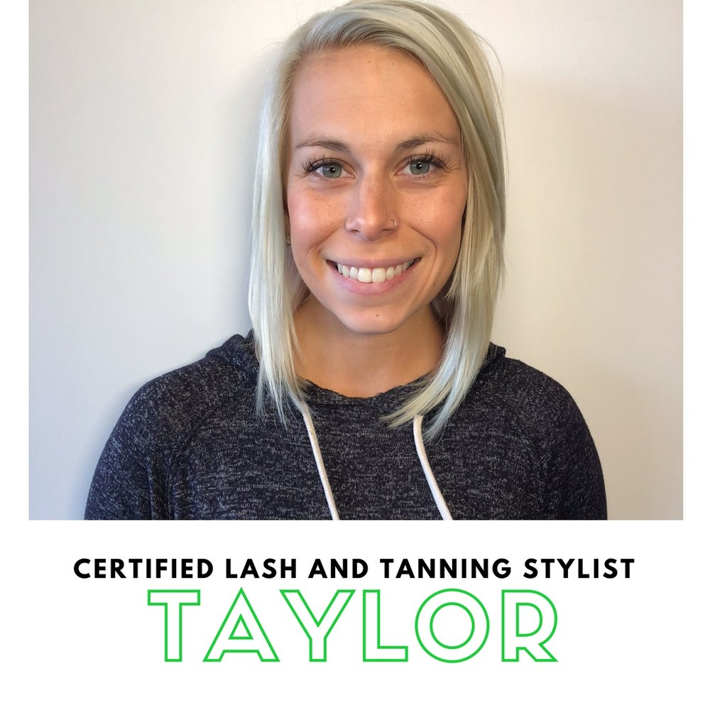 Taylor is a licensed Cosmetologist graduating from Empire Beauty School. She loves coaching her Wayland Middle School cheerleading team, and spending time with her boyfriend and sweet baby girl, Camryn. Of course, her favorite things to do are shopping, traveling, and anything that involves wine!