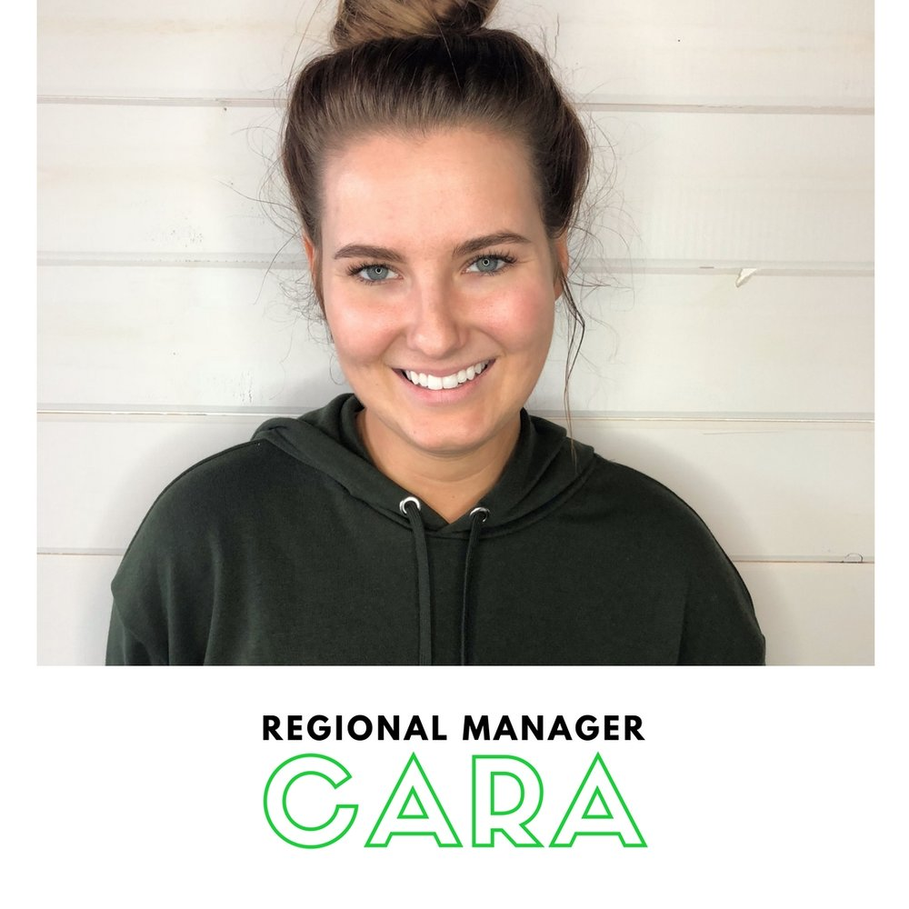 Cara, Regional Manager Cara is a licensed esthetician, certified lash stylist, GVSU grad and beauty industry enthusiast. She is passionate about keeping up with the latest beauty trends and is always excited to share this knowledge. Cara has extensive customer service experience and has been a freelance makeup artist for the past 4 years. If she's not applying a fabulous set of lashes, you can find her with friends and family, aimlessly roaming Target or spending too much money on a latte. She loves helping her clients feel beautiful and confident and can't wait to grow with Grand City Tanning!