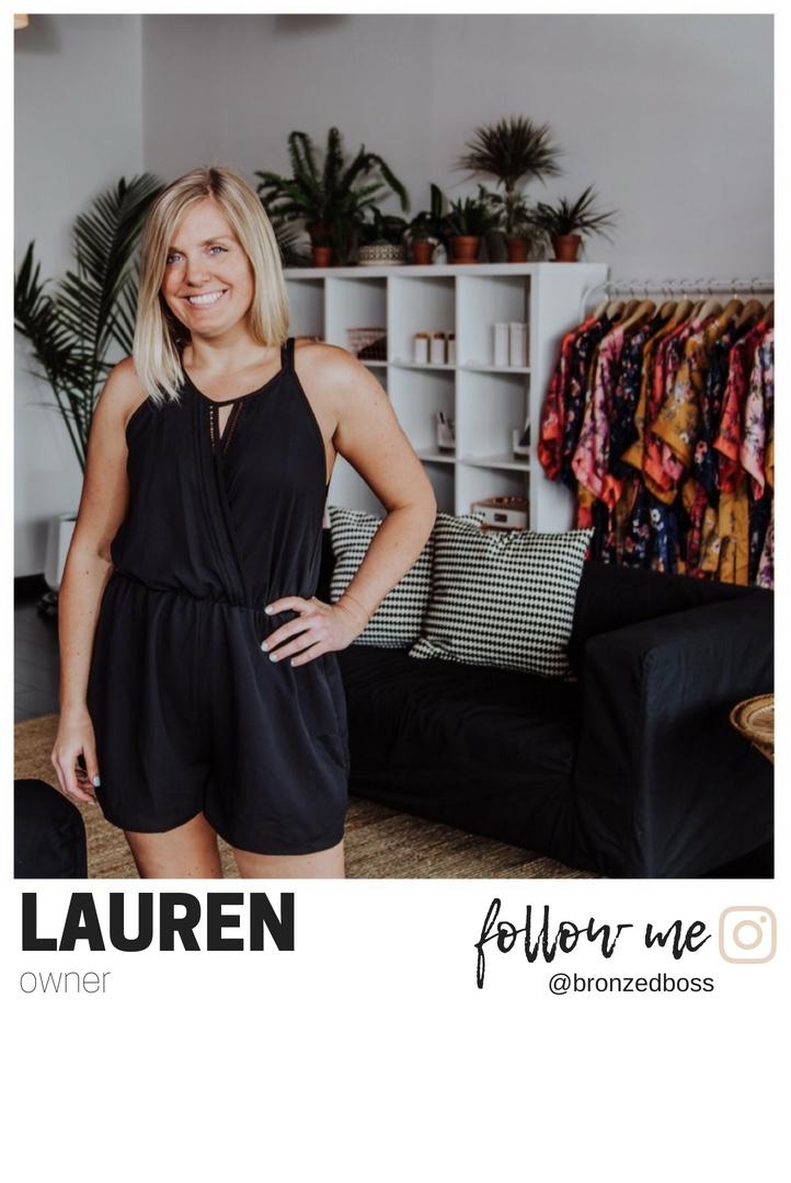 Owner - Lauren Gregory