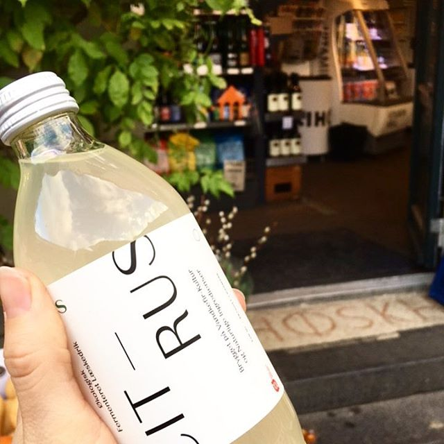 Btw we are back in stock in Vesterbro trademark KIHOSKH . . . #rus #organic #fermented #lemonade #kefirsoda #tibicos #hipster #vesterbro #khioskh #refresh #delisious #drinks #natural #øko #danskproduceret #megafresh #fermenteret #læskedrik #vandkefir #rusvandkefir #ruswater @kihoskh
