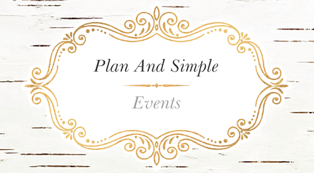Plan And Simple Events