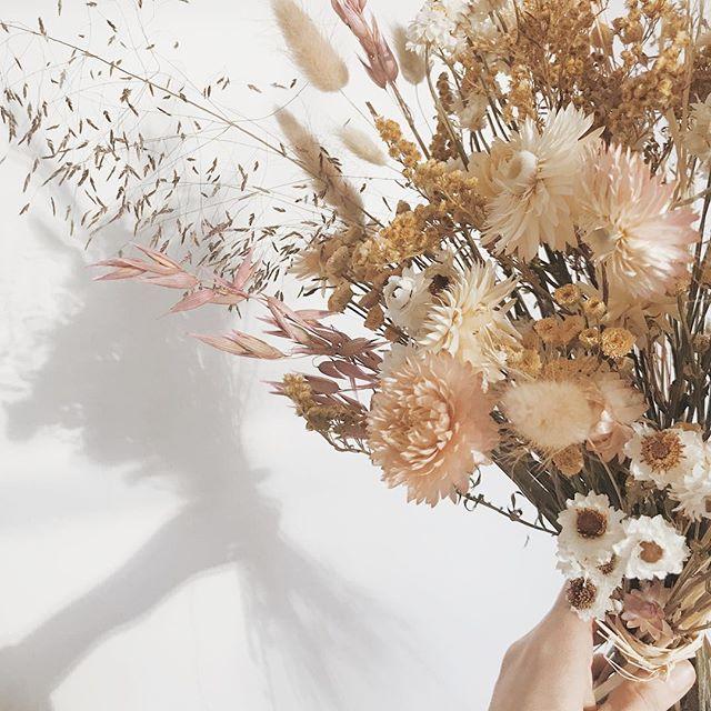 Everlasting flowers ! 🌼🌞🌾 . . . . . . #driedflowers #dried #driedflowerbouquet #driedflower #fleurssechees #flowerbouquet #florist #flowerstagram #flowermagic #flowers #love #atelierprairies