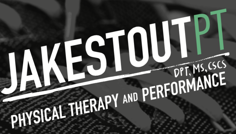 Jake Stout Physical Therapy and Performance