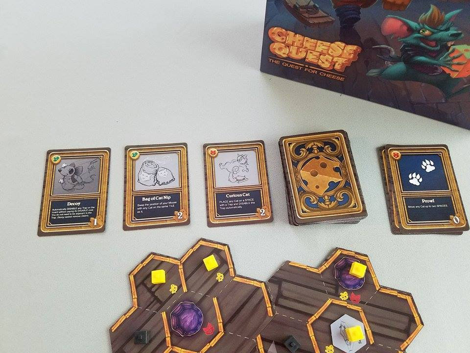 cheese quest the quest for cheese a kickstarter preview druid