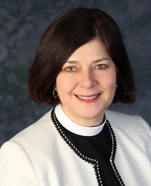 Reverend Mary Johnson, Assistant to the Bishop for Candidacy and Mobility, Upstate New York Synod Staff