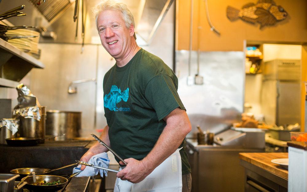 Chef David Farrell -