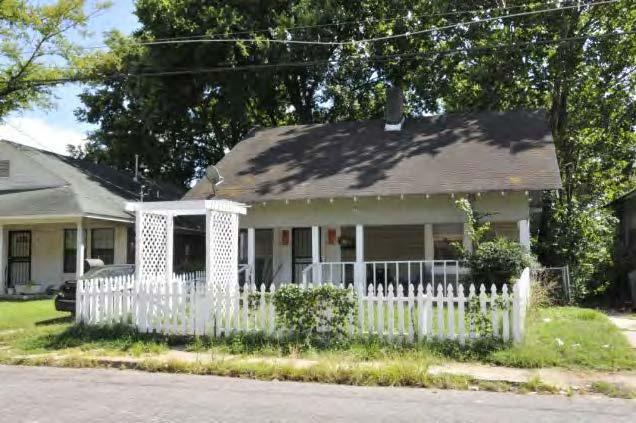 2000 - Chartered as a Memphis Community Housing Development Organization