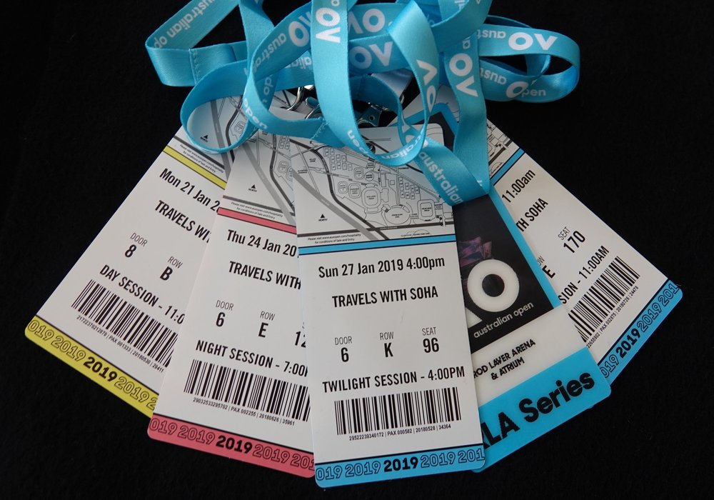 ROD LAVER ARENA TICKETS AND SEAT MAP   Reserve your official VIP tennis tickets in the shade & enjoy AO hospitality.