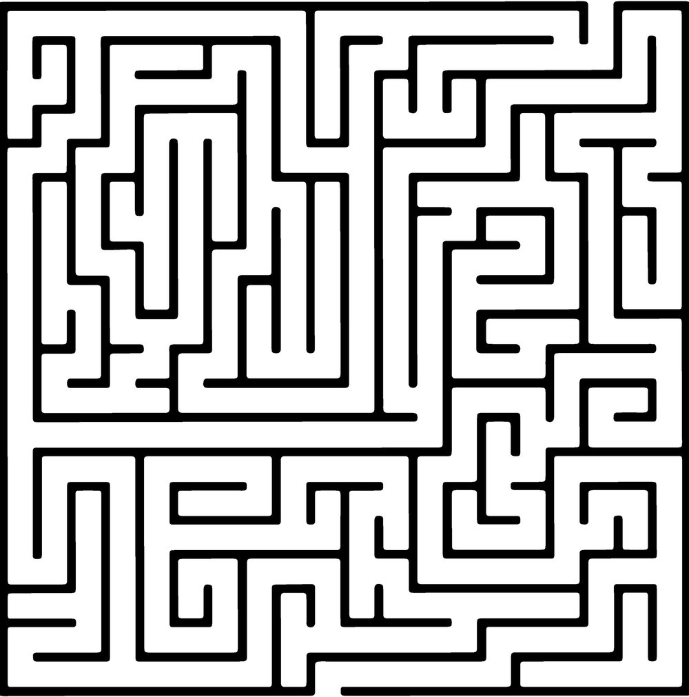 American Indian Maze