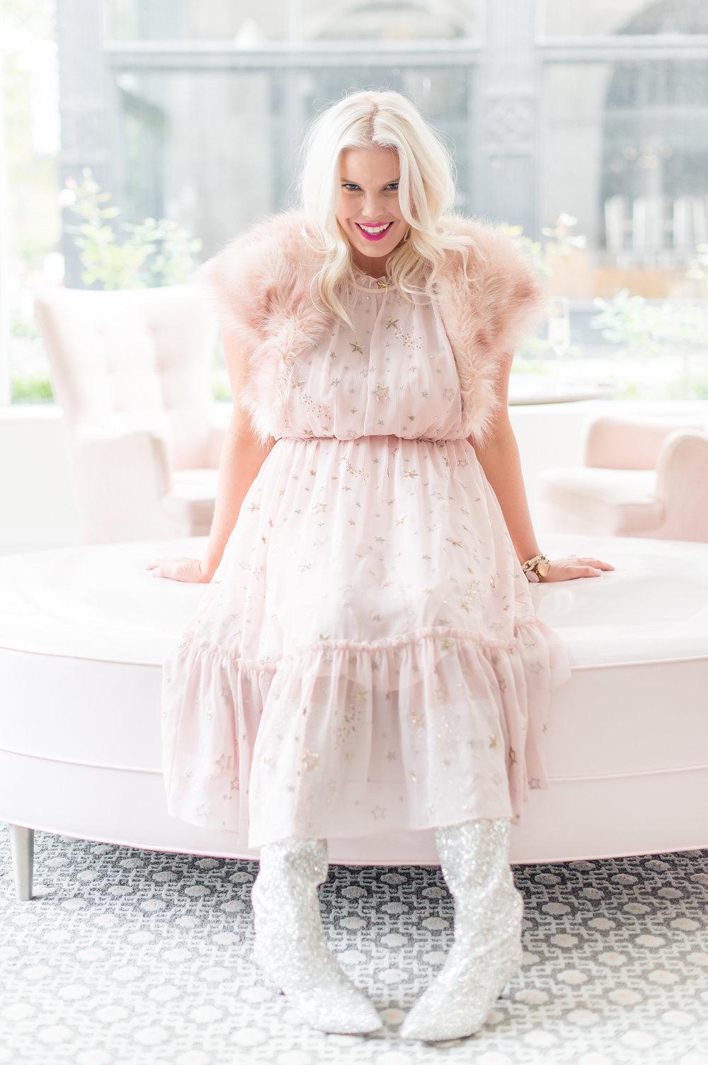 The Caroline Doll, CEO of POSH PR®