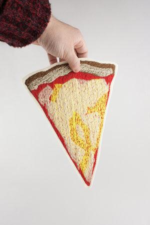 4f2a08ff9f0 NY Size Pizza Slice Patch