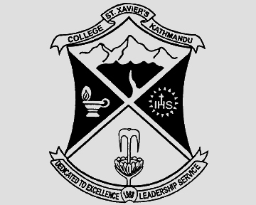Logo of St. xavier college.jpg