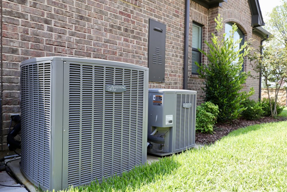 HVAC Condensers - Did you know? Dirty condenser coils reduce air flow through the system and create higher pressures at the compressor that can reduce the life span of the unit.