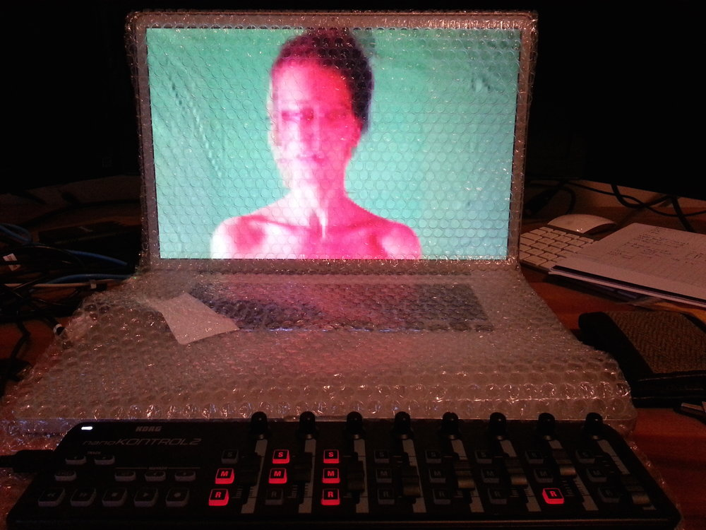 Burning Man Laptop Protection