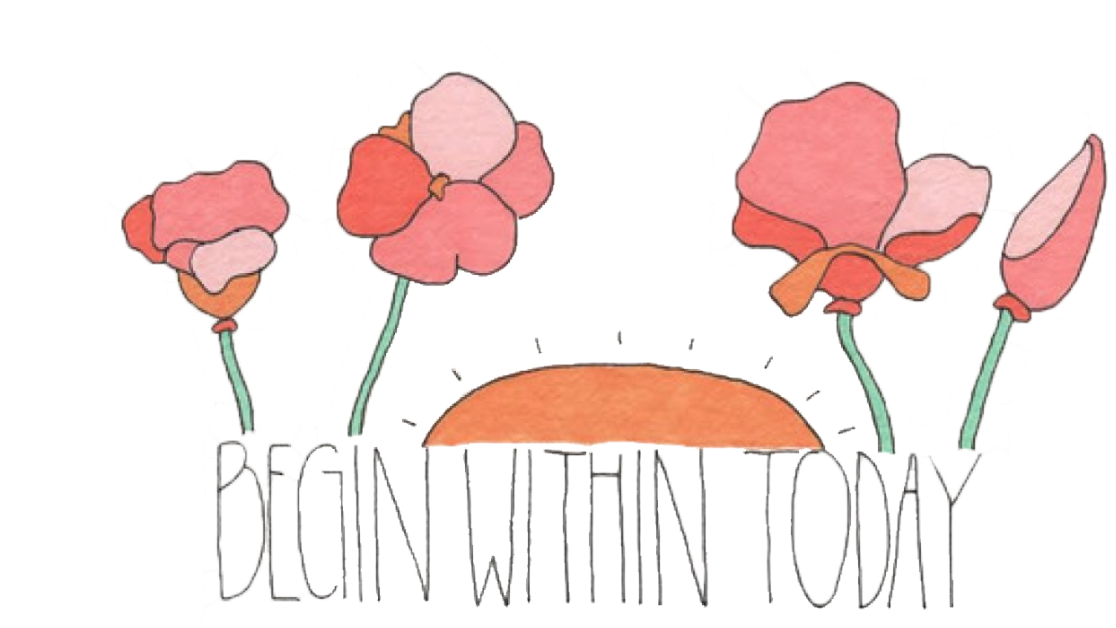 Begin Within Today