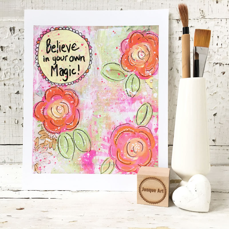 Believe-In-Your-Own-Magic4-LR-8x10-CindyGilstrap-JunqueArt