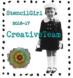 StencilGirl Creative Team 2015-16