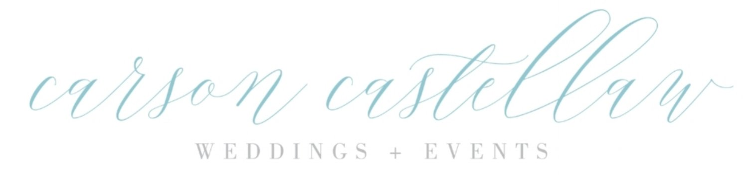 Carson Castellaw Weddings & Events