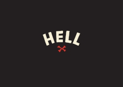 Hell Pizza logo