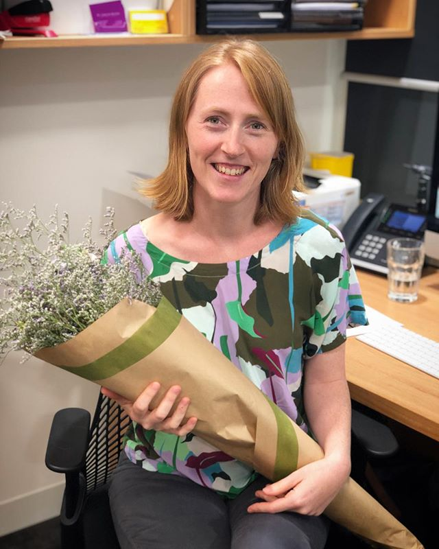 We're absolutely thrilled that our wonderful GP, Dr Cassie Kenna, is fulfilling her dream of subspecialising in Women's Health at Jean Hailles Clayton, but absolutely devastated that today was her last day with us! She will be greatly missed by our TFM team & patients alike!!