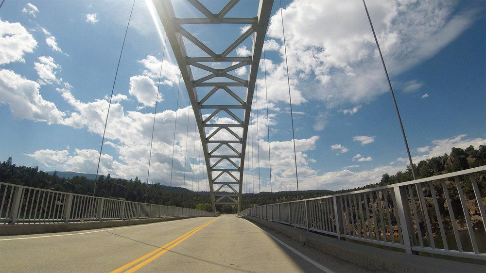 Cart Creek Bridge