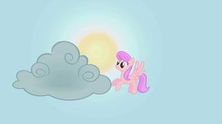 Sunny Rays (Pink)