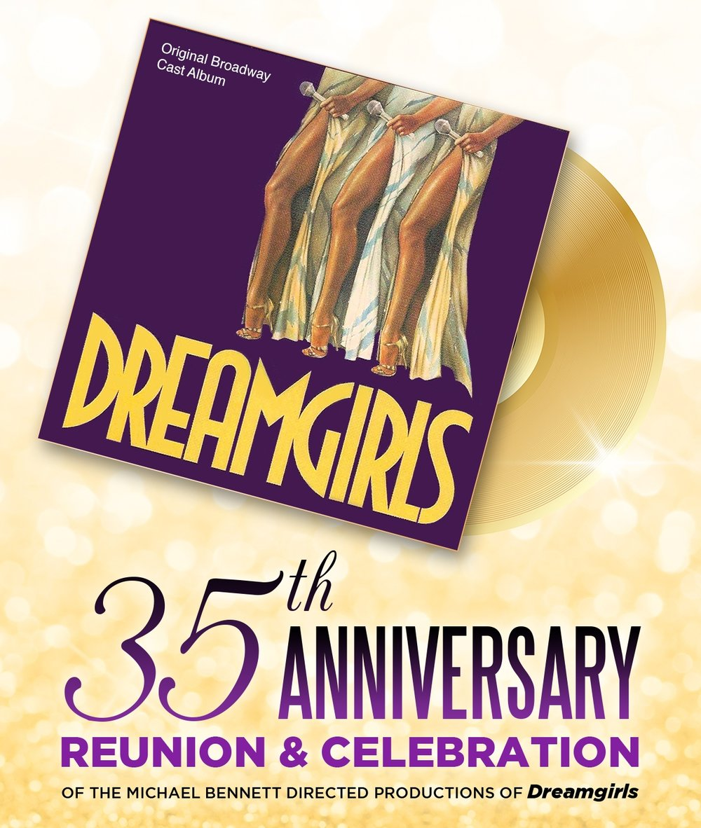 Red Carpet Host for Project1Voice Dreamgirls Reunion