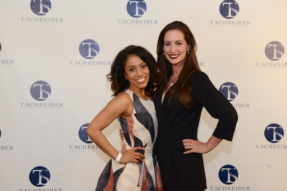 T. Schreiber 48th Anniversary Gala with T. Schreiber student Jenny Heaton
