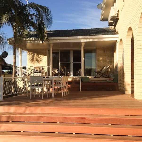 Family Beach House - Sleeps 13