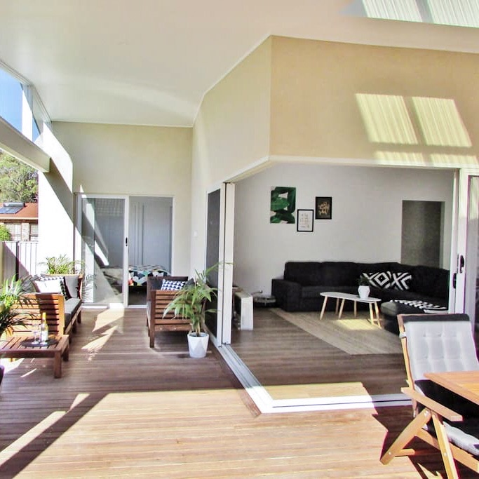 All Decked Out - Lake Conjola - Sleeps 10
