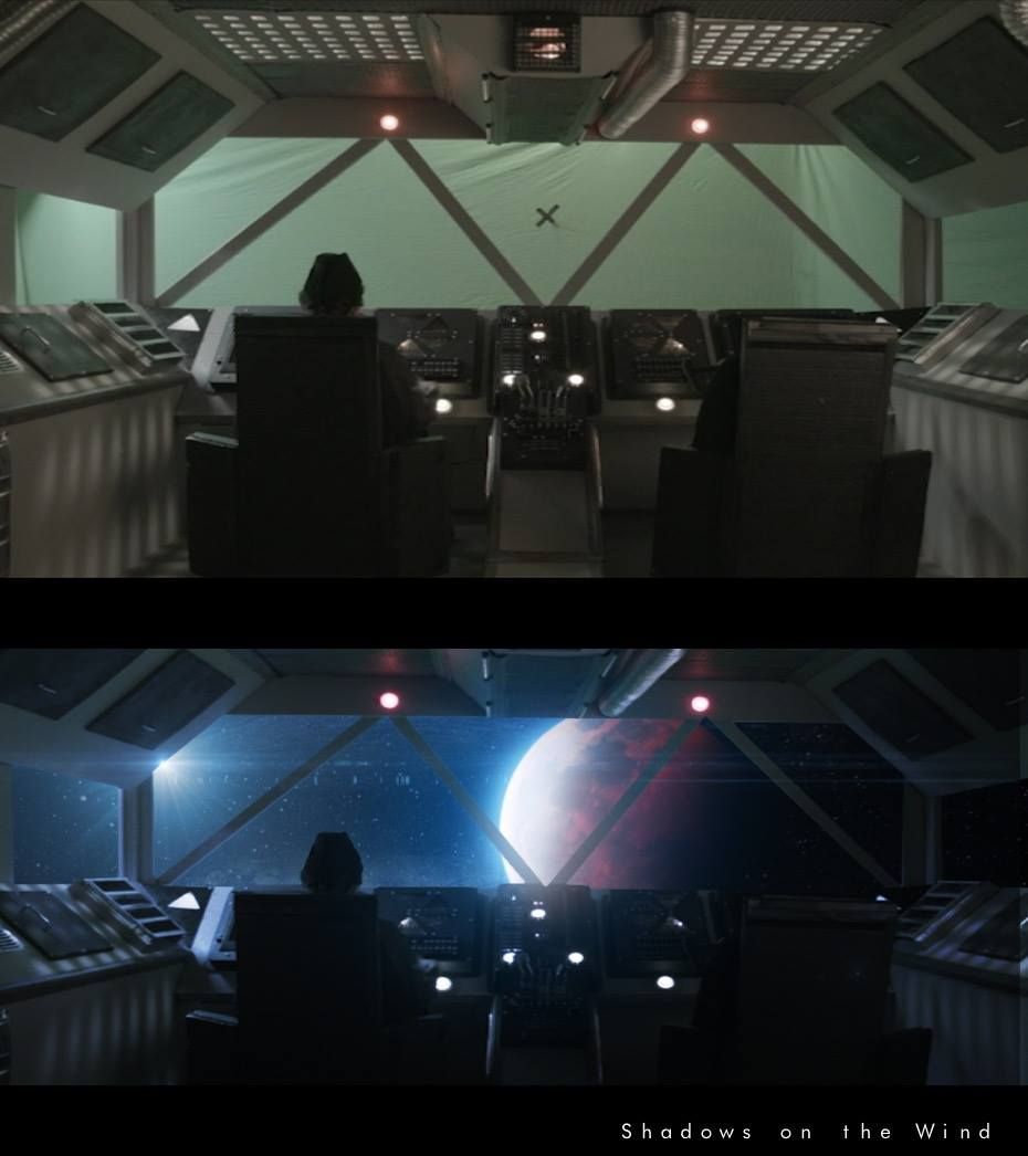 Visual effects of Cockpit