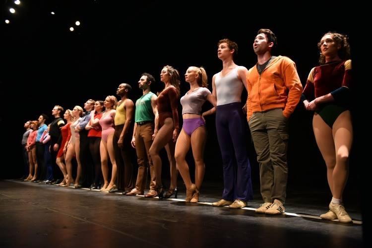 A Chorus Line at The John W. Engeman Theater